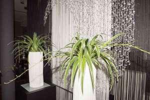 Perlenvorhang Raumteiler